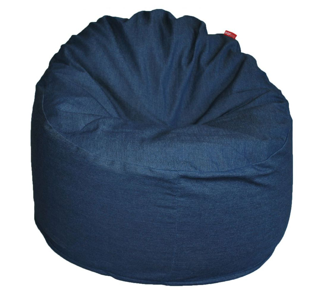 Gyermek babzsákfotel (Blue Jeans belső huzattal)