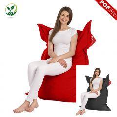 XL 2in1 Párna (Piros-Fekete)