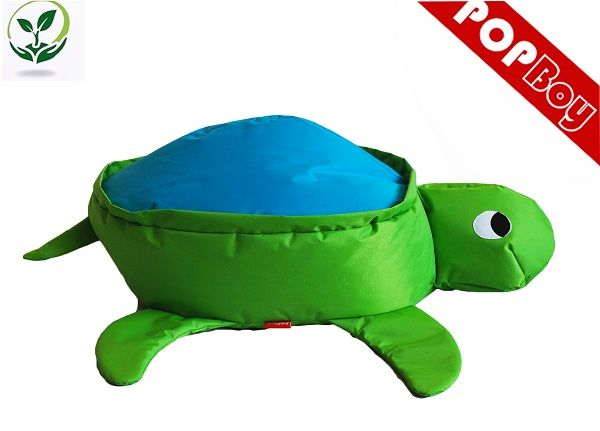 Teknős babzsákfotel