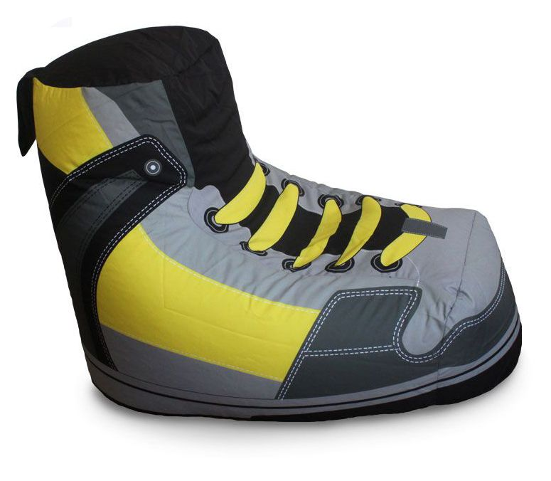 Cipő babzsákfotel XL